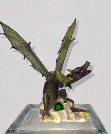 Drago verde dx
