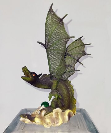 Drago verde sx