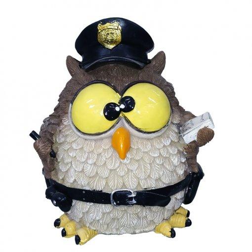 gufo poliziotto